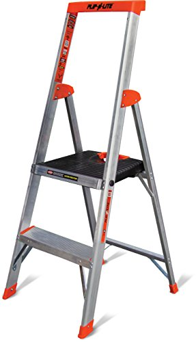 Flip-N-Lite-300-Pound-Duty-Rating-Platform-Stepladder-0