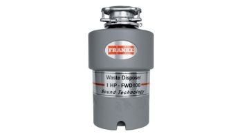 Franke-FWD100-1-HP-Continuous-Feed-Waste-Disposer-with-2800-RPM-Magnet-Motor-0