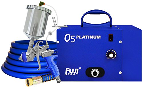 Fuji-2895-T75G-Q5-Platinum-Quiet-HVLP-Spray-System-0