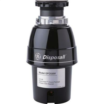 GE-GFC535V-5-Horsepower-Deluxe-Continuous-Feed-Disposal-Food-Waste-Disposer-with-Power-Cord-attached-0