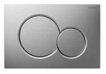 Geberit-115770465-Dual-Flush-Actuator-Plate-Matte-Chrome-0