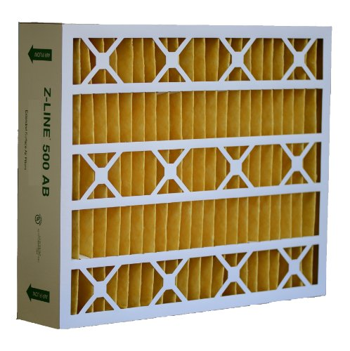 Glasfloss-Industries-ABP20255M112PK-Z-Line-Series-500-AB-MERV-11-Air-Cleaner-Replacement-Filter-Option-2-Case-0