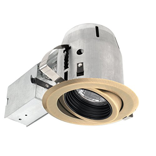 Led Recessed Lighting Kit 5000k : Watt inch energy star ul listed dimmable led