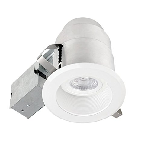 Globe-Electric-PAR20-500-Lumen-LED-Integrated-IC-Rated-Swivel-Spotlight-Recessed-Lighting-Kit-Dimmable-Downlight-with-Bulb-Included-0