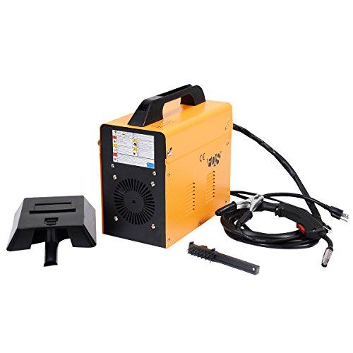 Goplus-MIG-130-Welder-Flux-Core-Wire-Automatic-Feed-Welding-Machine-w-Free-Mask-0-0