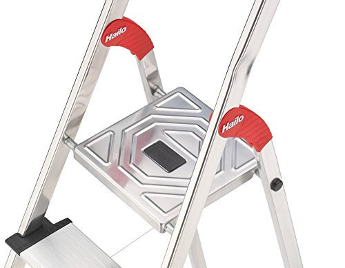Hailo-8856-281-XXR-6-Step-Aluminum-Ladder-0-1