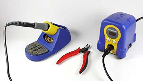 Hakko-Digital-FX888D-CHP170-bundle-includes-Soldering-Station-CHP170-cutter-0-0