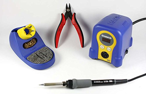 Hakko-Digital-FX888D-CHP170-bundle-includes-Soldering-Station-CHP170-cutter-0