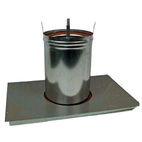 Hayward-UHXNEGVT12001-Negative-Pressure-H200fd-Indoor-Vent-Adapter-Vertical-Replacement-Kit-for-Hayward-Universal-H-series-Low-Nox-Gas-Heaters-0-0