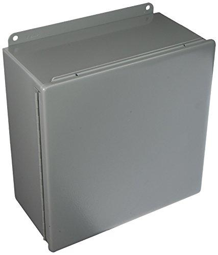 Hoffman-A1212CH-J-Box-NEMA-12-Hinged-Cover-Steel-1200-x-1200-x-600-Gray-0