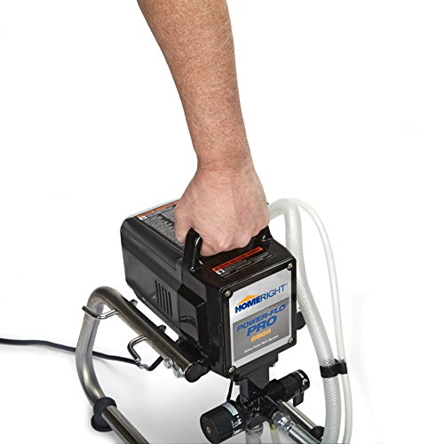 HomeRight-C800879-Power-Flo-Pro-2800-Airless-Paint-Sprayers-with-Hose-and-Gun-0-1