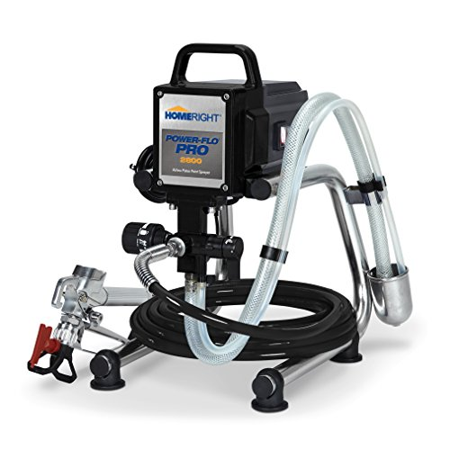 HomeRight-C800879-Power-Flo-Pro-2800-Airless-Paint-Sprayers-with-Hose-and-Gun-0