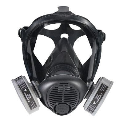 Honeywell-Large-Black-Silicone-Opti-Fit-Full-Face-S-Series-APR-Respirator-With-Mesh-Headnet-0