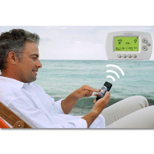 Honeywell-RET97E5D1005U-Wi-Fi-Programmable-Thermostat-0-1