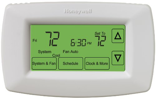Honeywell-RTH7600D-Touchscreen-7-Day-Programmable-Thermostat-0