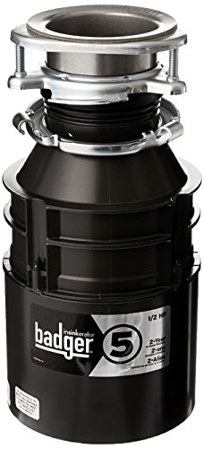 InSinkErator-Badger-5-Garbage-Disposal-with-Power-Cord-12-HP-0