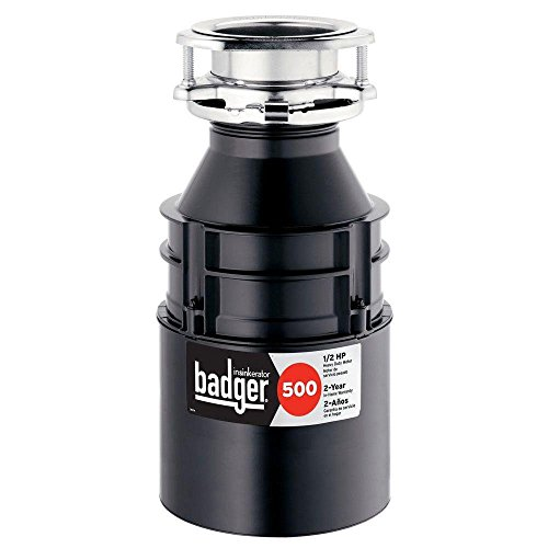 InSinkErator-Badger-500-12-HP-Continuous-Feed-Garbage-Disposal-0