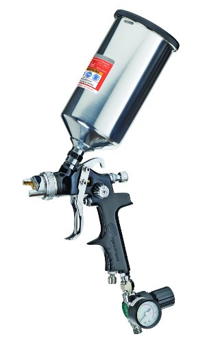 Ingersoll-Rand-270G-Edge-Series-HVLP-Gravity-Feed-Spray-Gun-Black-0