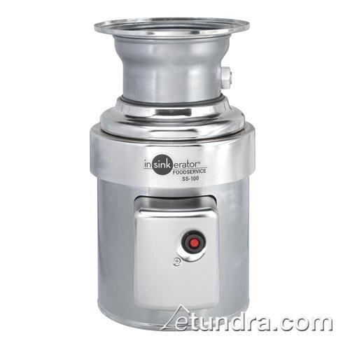 Insinkerator-SS-100-29-Standard-Capacity-Commercial-Waste-Disposer-0