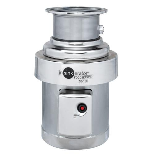 Insinkerator-SS-150-34-Medium-Capacity-Commercial-Waste-Disposer-0