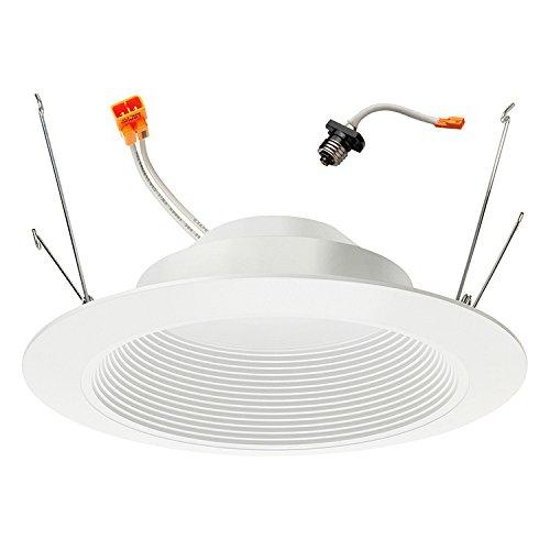 Juno-Lighting-6RLD-930-6-WWH-6-Retrofit-LED-3000K-90-CRI-for-Standard-6-Recessed-Housings-White-4-Pack-0