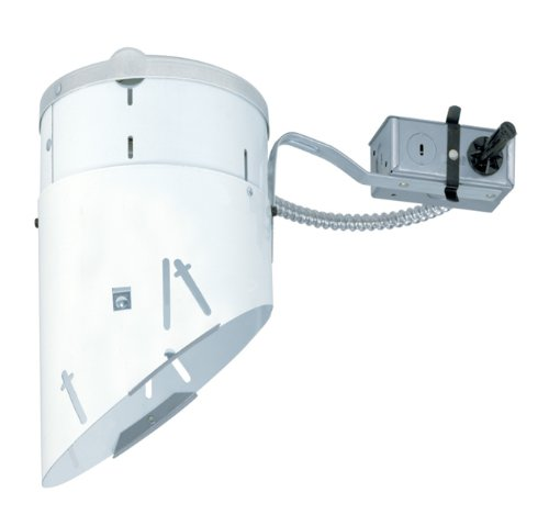 Juno-Lighting-TC928R-6-Inch-Non-IC-Rated-Super-Slope-Incandescent-Remodel-Housing-0