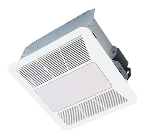 KAZE-APPLIANCE-SE90TL2-Ultra-Quiet-90-CFM-03-Sones-Bathroom-Exhaust-Fan-with-LED-and-Night-Light-White-0