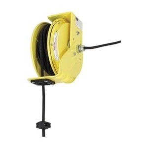 KH-Industries-RTB-Series-ReelTuff-Industrial-Grade-Retractable-Power-Cord-Reel-with-Black-Cable-123-SJOW-Cable-20-Amp-25-Length-Yellow-Powder-Coat-Finish-0