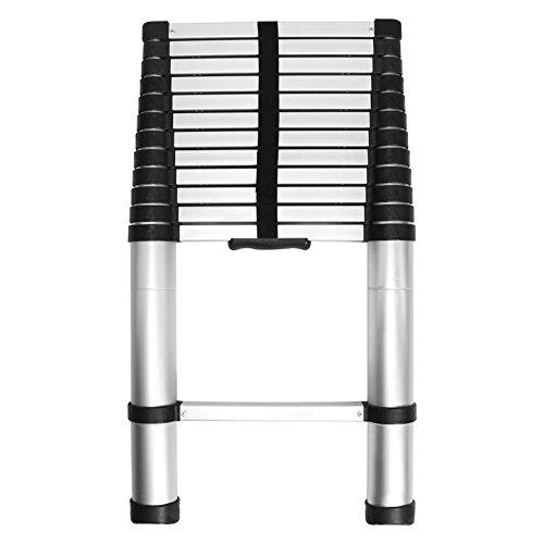 Leapair-125ft-Telescoping-Ladder-Aluminum-Telescopic-Extension-Tall-Multi-Purpose-0-0