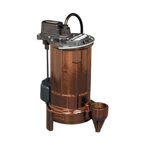 Liberty-Pumps-287-12-Horse-Power-1-12-Inch-Discharge-280-Series-Automatic-Submersible-Sump-Pump-with-VMF-Switch-0
