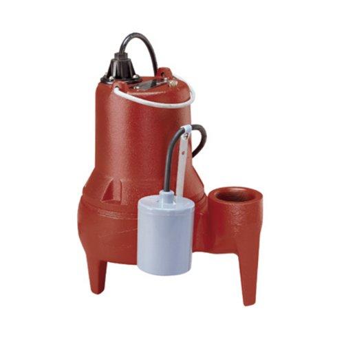 Liberty-Pumps-LE51A-12-Horse-Power-2-Inch-Discharge-LE50-Series-Submersible-Automatic-Sewage-Pump-0