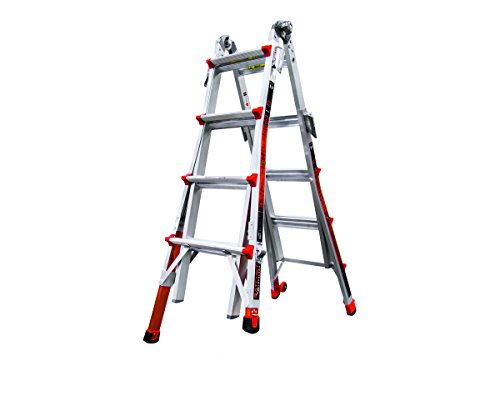 Little-Giant-Ladder-Systems-12017-801-Revolution-M17-with-Ratcheting-Levelers-0