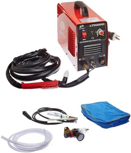 Lotos-LT5000D-Plasma-Cutter-50Amps-Dual-Voltage-Compact-Metal-Cutter-110220V-AC-12-Clean-Cut-0-0