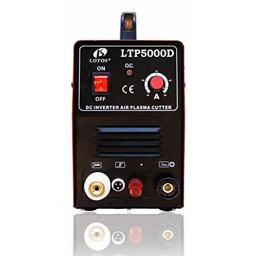 High Voltage Plasma : Lotos ltp d amp non touch pilot arc plasma cutter