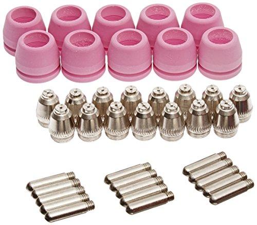Lotos-set-of-Nozzle-Electrode-and-Cup-40-Piece-PCON40-for-Lotos-LTP5000D-LTP6000-LTPDC2000D-LTPAC2500-0