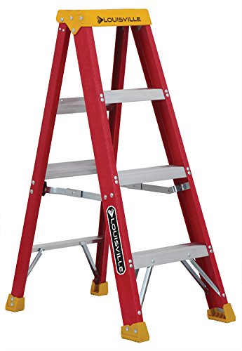 Louisville-Ladder-300-Pound-Duty-Rating-Fiberglass-Stepladder-0
