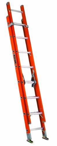 Louisville-Ladder-FE3216-Fiberglass-Extension-Ladder-300-Pound-Capacity-16-Feet-0