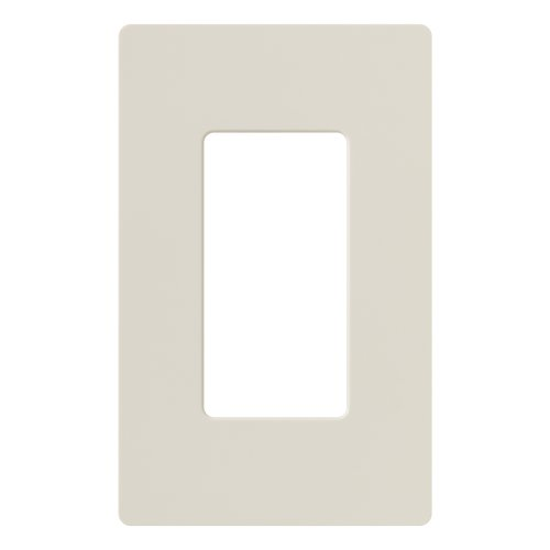 Lutron-CW-1-LA-96-Claro-1-Gang-Wallplate-Light-Almond-96-Pack-0