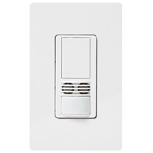Lutron-MS-B102-WH-Maestro-6-Amp-3-WayMulti-Location-Dual-Tech-Occupancy-Sensor-Switch-White-0-0