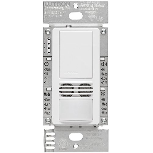 Lutron-MS-B102-WH-Maestro-6-Amp-3-WayMulti-Location-Dual-Tech-Occupancy-Sensor-Switch-White-0
