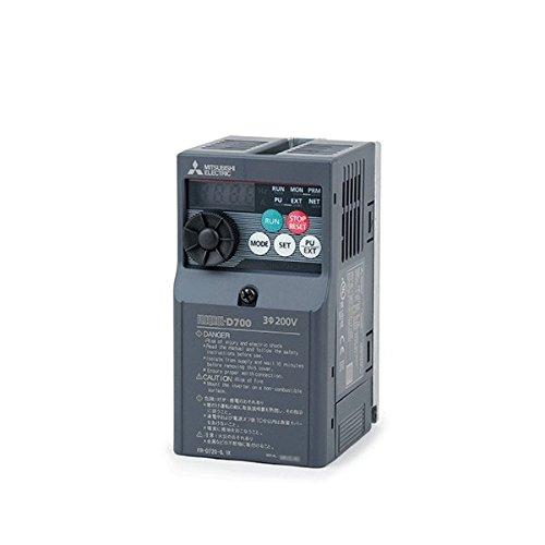 MITSUBISHI-ELECTRIC-FR-D720-01K-Inverter-Three-phase-200VApplicable-motor-capacity-01kWRated-capacity-03kVA-NN-0
