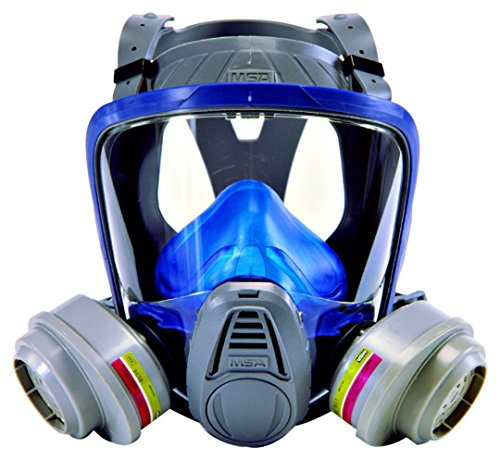 MSA-Safety-Works-10041139-Full-Face-Multi-Purpose-Respirator-0