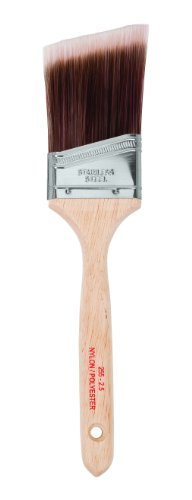 Magnolia-Brush-255-3-Angle-Sash-Paint-Brush-3-Bristle-Width-Nylon-Polyester-Blend-Case-of-12-0