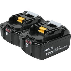 Makita-BL1850B-2-18V-LXT-Lithium-Ion-50Ah-Battery-Twin-Pack-0