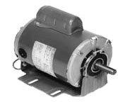 Marathon-B318-Fan-and-Blower-Motor-SingleSplit-Phase-Protection-None-34-hp-1725-rpm-115208-230V-10052-50-amp-0