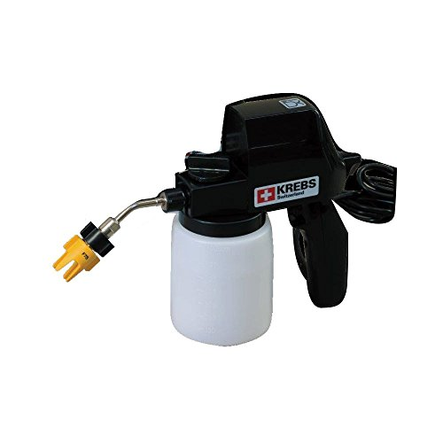 Matfer-Bourgeat-Krebs-Electrical-Spray-Gun-with-LM-25-Nozzle-0