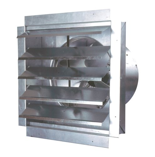 MaxxAir-1400-CFM-14-Inch-Blade-Heavy-Duty-Exhaust-Fan-with-Integrated-Shutter-0