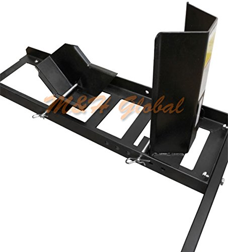 Motorcycle-Wheel-Chock-Stand-Mount-Truck-Trailer-Floor-Lift-Stand-1800-lb-Cap-0-1