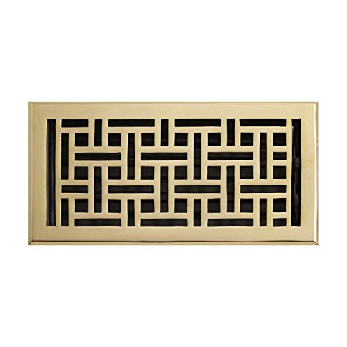 Naiture-Solid-Brass-Wall-Register-Wicker-Style-In-9-Sizes-and-6-Finishes-0