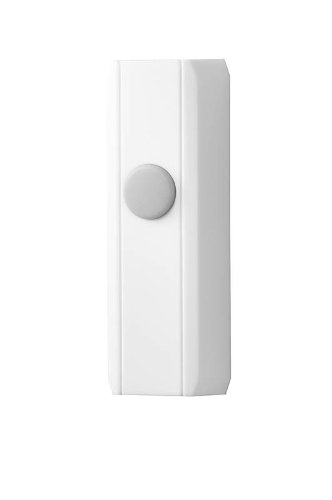NuTone-PB72WH-Wireless-Weatherproof-Unlighted-Door-Chime-Push-Button-White-0
